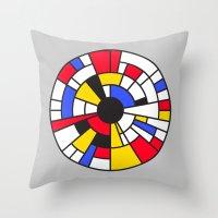Roundrian Throw Pillow