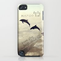 iPhone Cases featuring Dolphins by Paula Belle Flores