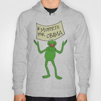 Muppets For Obama Hoody