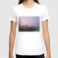 Land of Mist and Legend Womens Fitted Tee White SMALL