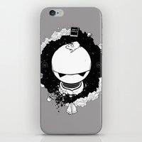 hitchhikers guide to the galaxy  iPhone & iPod Skin