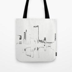 BROKEN CITY Tote Bag