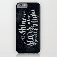 Shine like Stars - Winter iPhone 6 Slim Case