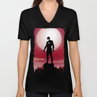 Daredevil - The Man Without Fear Unisex V-Neck