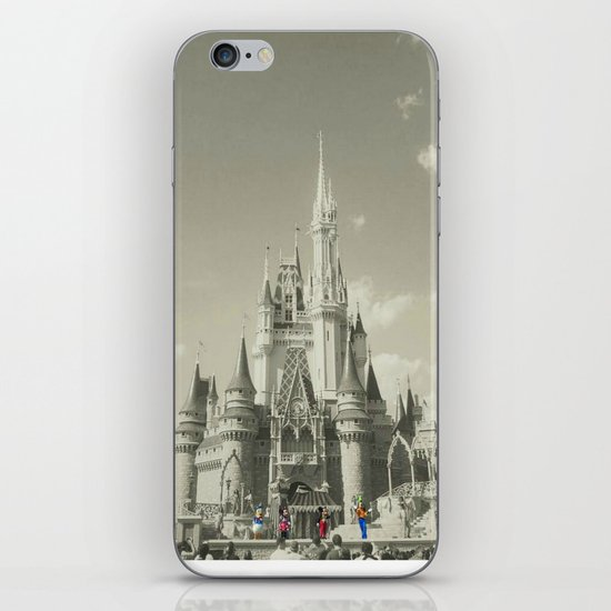 Walt Disney World iPhone & iPod Skin