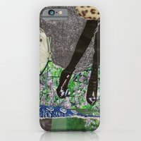 iPhone & iPod Case featuring garden of sparkles by Meirav Gebler