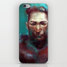 Man of the North iPhone & iPod Skin