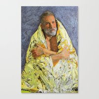 Wealth(Andre II) Canvas Print