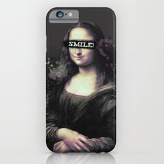 Mona Lisa SMILE iPhone 6s Slim Case