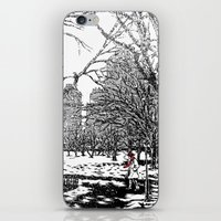 If You Really Want To He… iPhone & iPod Skin