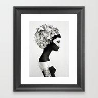 Marianna - Ruben Ireland… Framed Art Print