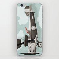 Soarin' iPhone & iPod Skin