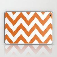 LONGHORN CHEVRON Laptop & iPad Skin
