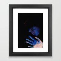 Scanner Adventures Framed Art Print