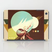 Vintage Space Poster Ser… iPad Case