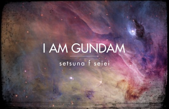 Gundam Retro Space 2 Canvas Print