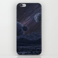 Spacescape iPhone & iPod Skin