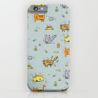 Dirty Animals iPhone 6 Slim Case