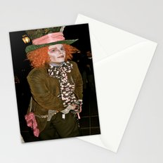 Strange things are happening Stationery Cards