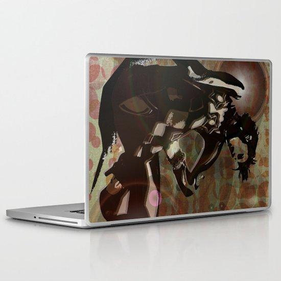 sexy woman Laptop & iPad Skin