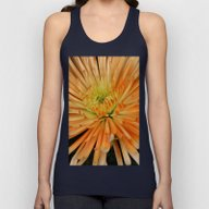 Floral Poof! Unisex Tank Top