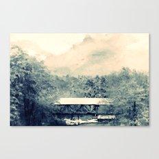 WINTER - CROSS/PROCESS Canvas Print