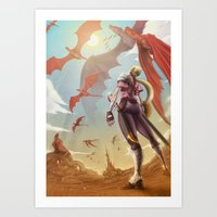 The Great Migration Art Print
