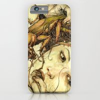 iPhone & iPod Case featuring Birth Marked by Jeremy hush
