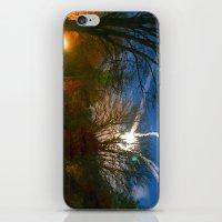 Beckies' Sky iPhone & iPod Skin