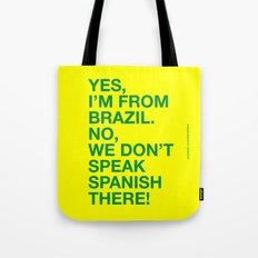 From Brazil I Tote Bag