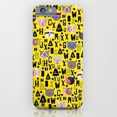 C.C. vii i iPhone 6 Slim Case