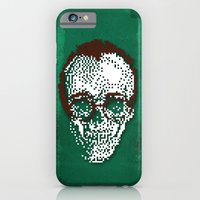 iPhone & iPod Case featuring Keith POSTportrait by krayon