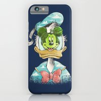 iPhone & iPod Case featuring duck magritte by Alan Maia