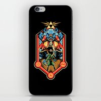 Epic Triforce of the Gods iPhone & iPod Skin