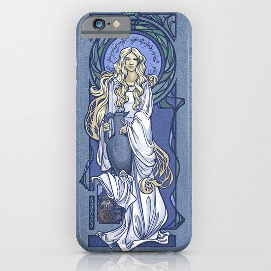 Galadriel Nouveau iPhone & iPod Case