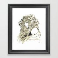 Kimir- Ra Framed Art Print