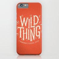 Wild Thing iPhone 6 Slim Case