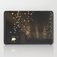 Lights, Lights and more Lights iPad Case