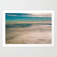 More Then Clouds Art Print