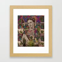 VIVA LA VIDA Framed Art Print