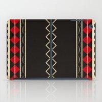 Aztec Dark iPad Case