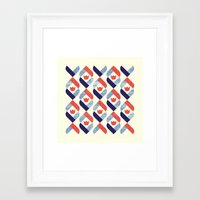 Dutch Tulip Framed Art Print
