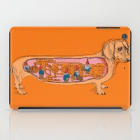 Secrets Of The Dachshund… iPad Case