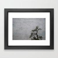 Love Me Or Leave Me Framed Art Print
