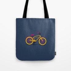 Happy Bike Tote Bag