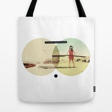 You Look Great When I'm (...) Fucked Up | Collage Tote Bag