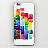 Raise the Roof iPhone & iPod Skin