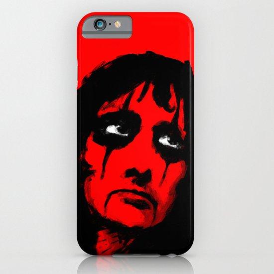 Alice Cooper iPhone & iPod Case