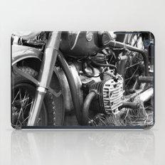 motorcycle iPad Case