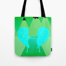 The Course of Love Tote Bag
